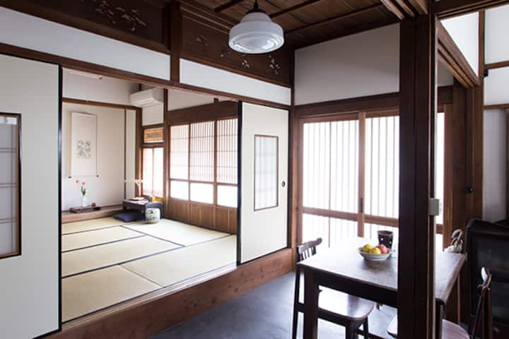 Zoku Ijinkan Private House