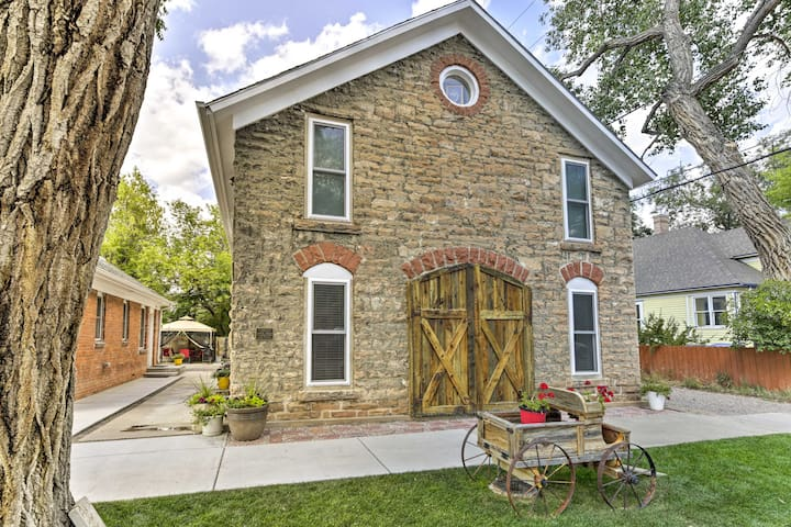 NEW! Charming Condo in Historic Laramie!