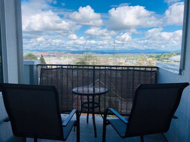 Wonderful Downtown Tacoma home with amazing views