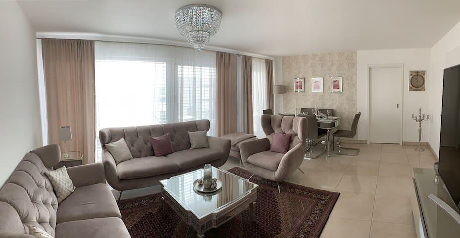 Luxuriöse Penthouse Wohnung