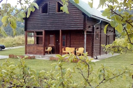 Chalet Breza - Kolašin - Casa