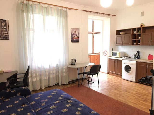 In Downtown cozy and convenient - Kiev - Apartamento