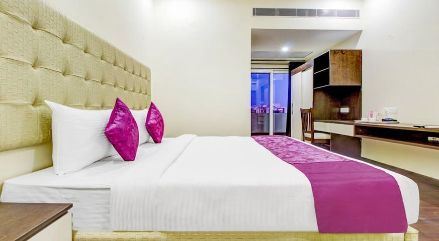 Tastefully Designed Rooms