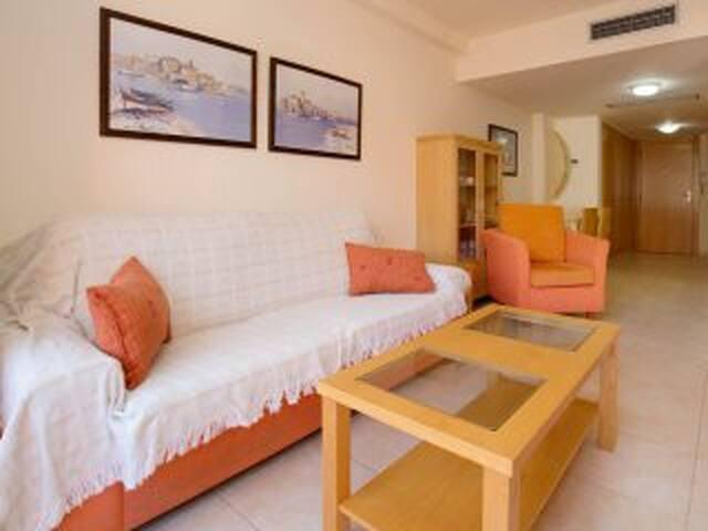 Puerto Rey Vera Mar Almeria - Vera - Appartement