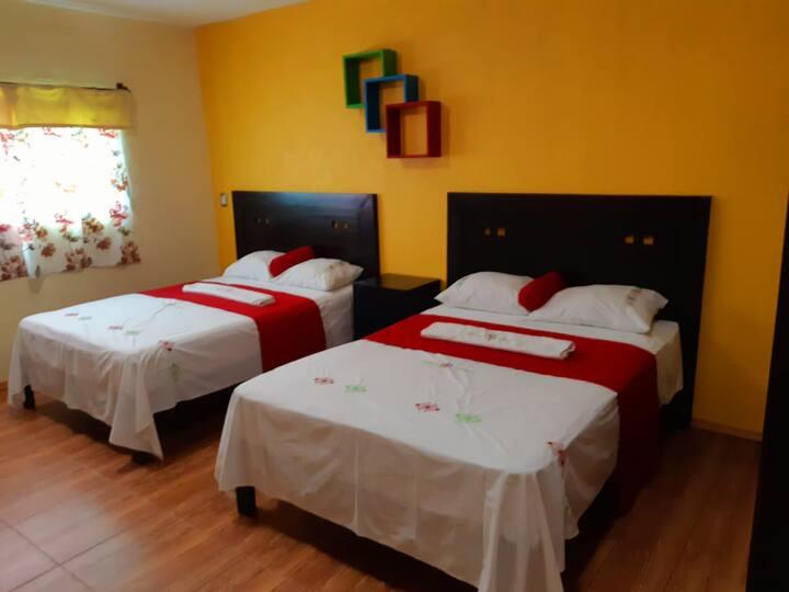 Hotel  Ixchel, Isla Aguada Pueblo Mágico