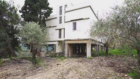 VillaHouse with a land and a rooftop -Near Batroun
