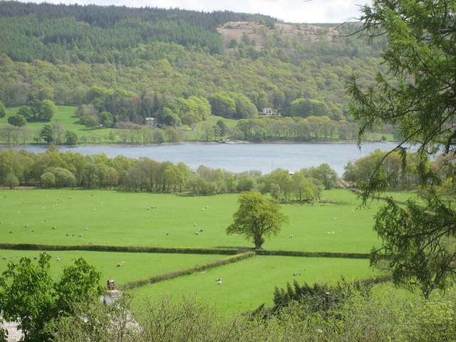 Lake District cottage with lake views - Coniston - Ev