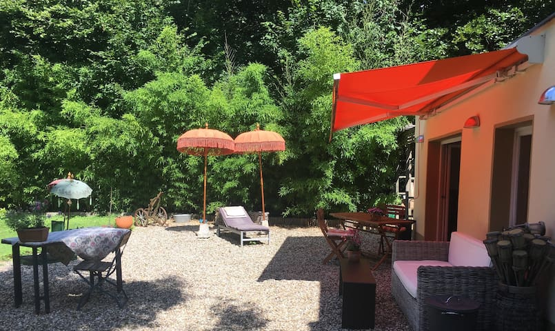 """House Apricot"""" – A gem in a nature reserve - Guest suites for Rent ..."""