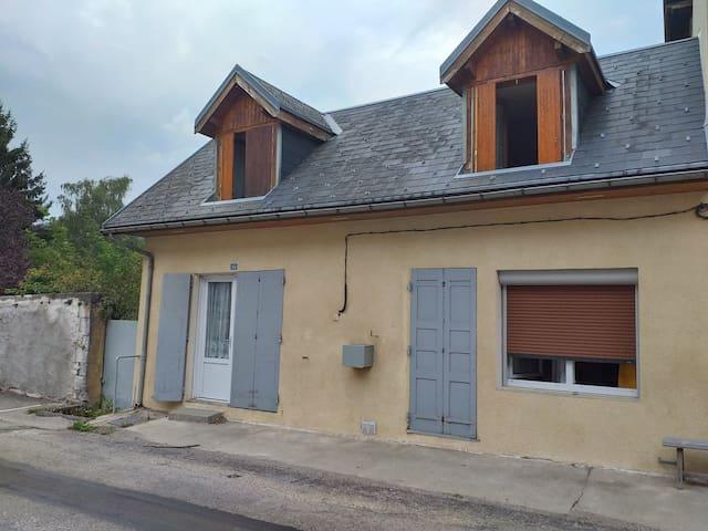 maison Matheysine