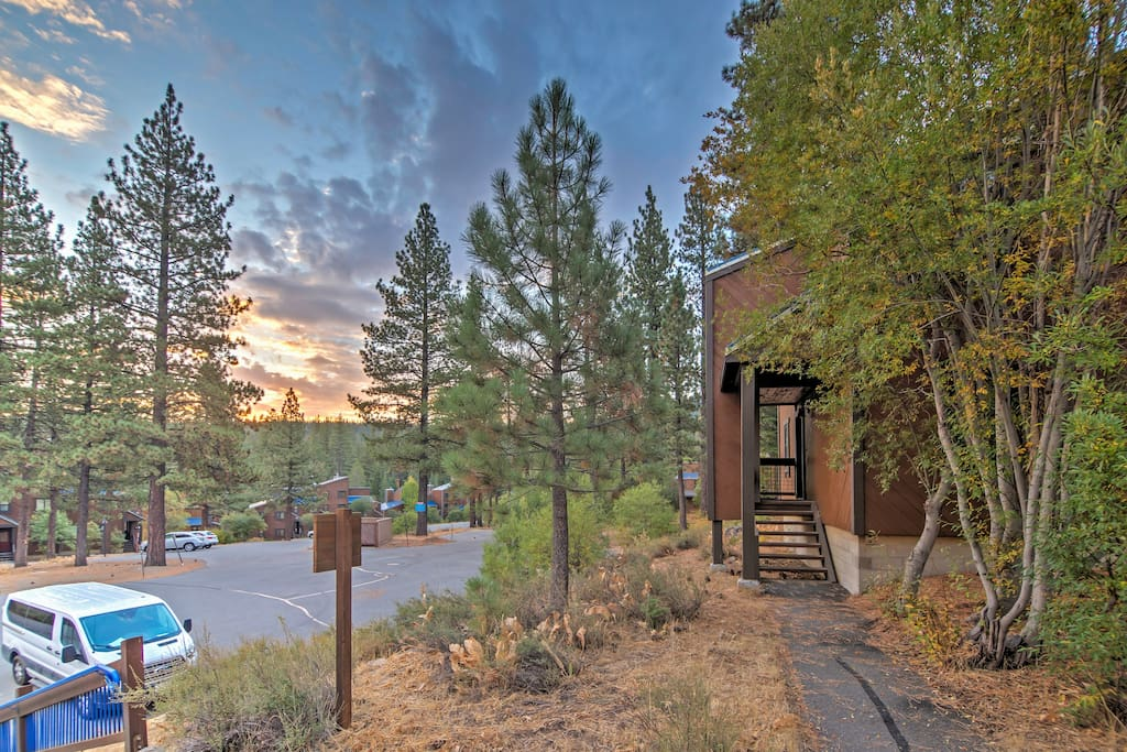 You'll have the best of Truckee at your fingertips during your stay!