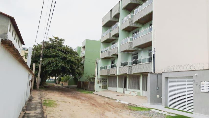 Apartamento em Marataízes na Praia Central