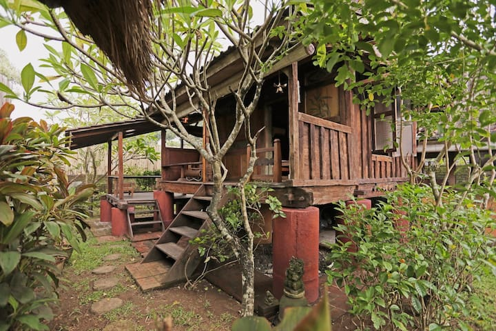 Jati Indah - Eco Rustic Wooden House