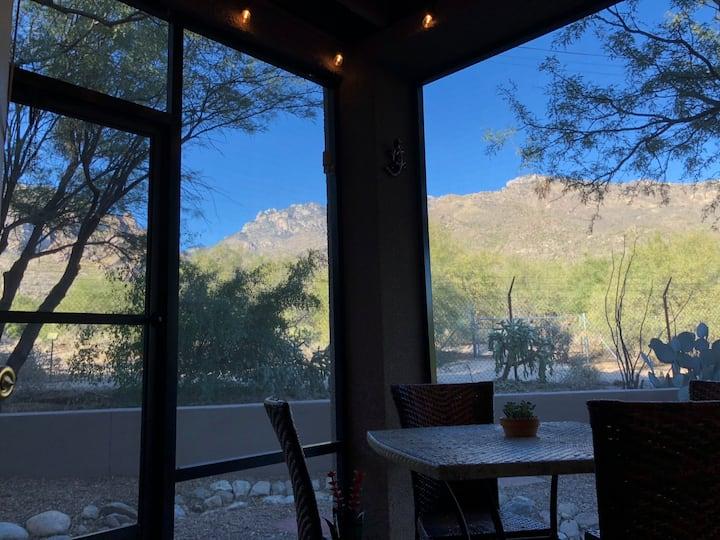 Rare Mountain-View 2br/2ba Condo in Ventana Canyon