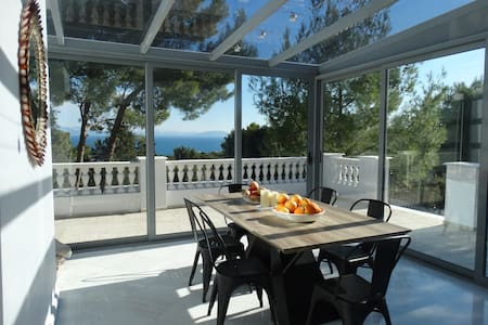 Deluxe VIP Villa - Beach within walking distance! - Rafina