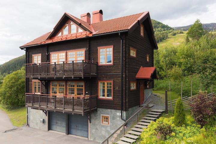 Åre Travel - Tottvillan 14:1 Lodgekänsla ski in