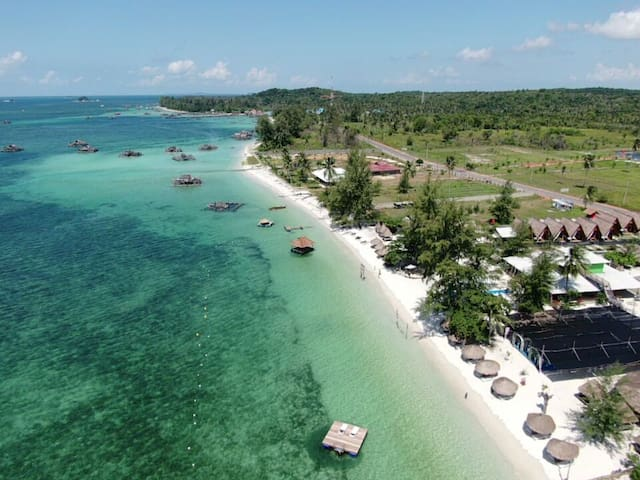 madu tiga beach and resort