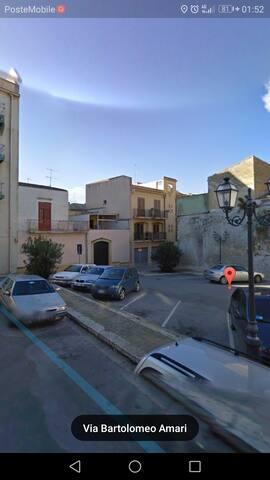 Casa singola in pieno centro storico più 2 verande