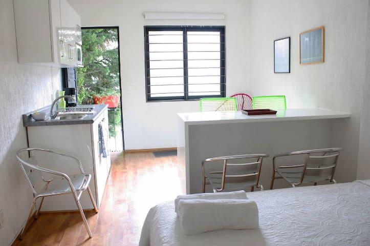 Suite en el Centro de la Ciudad de México