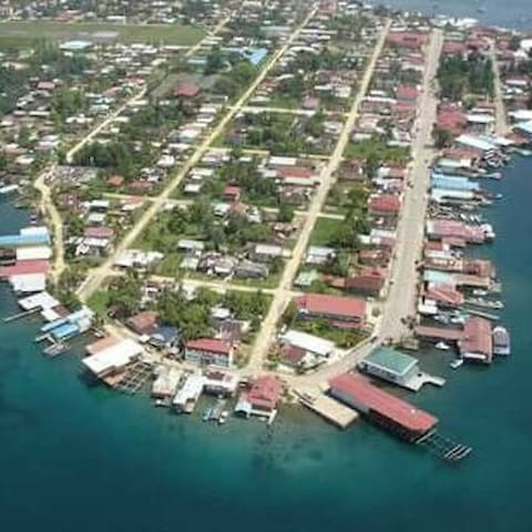 """Apartamento en  Bocas del toro """"CACAO"""" - Isla - Daire"""