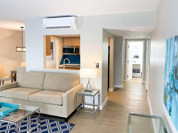 Hillside Suites on the East End