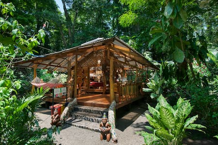 The Congo Bongo Relaxation Dream Nature House - Manzanillo - Casa