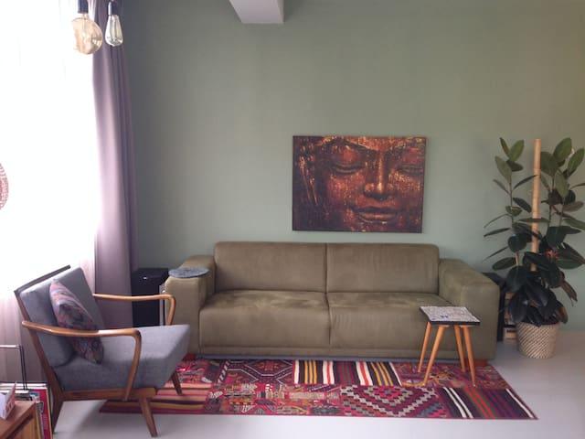 Lovely apartment in Utrecht