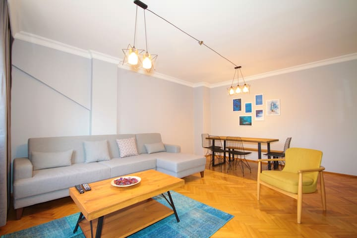 124 Erra Touched Design New  furnished Flat