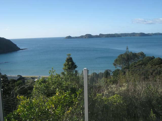 Seaview , Russell, Bay of Islands. - Расселл - Дом