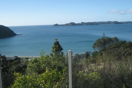 Seaview , Russell, Bay of Islands. - Russell