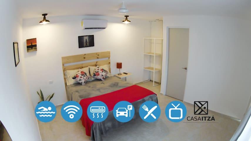 Habitación V en Casa Itzá