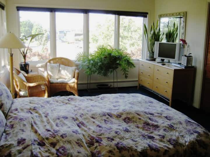 City Garden Bed & Breakfast Room #2