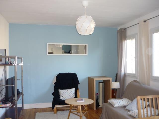 Appartement familial hypercentre