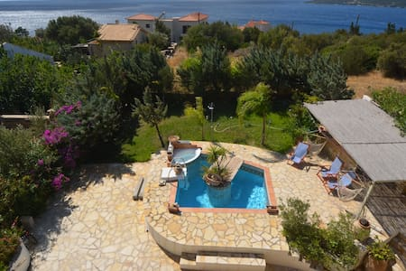 Dream 1h from Athens in Evia - Marmari - Appartement
