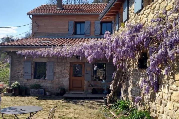 La Blache, maison écologique
