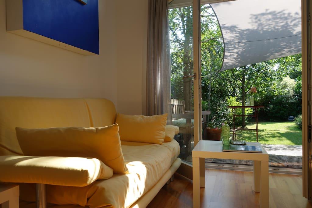 apartment bernried starnberger see near munich g steh user zur miete in bernried am. Black Bedroom Furniture Sets. Home Design Ideas
