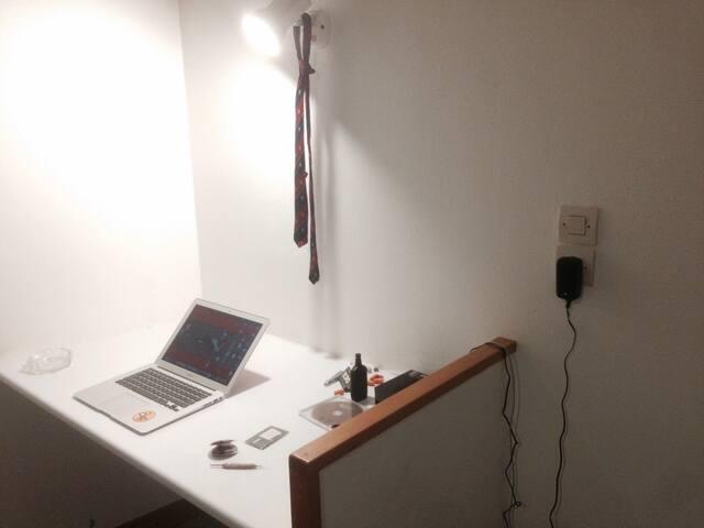 Beau studio avec parking privé - Le Bourget-du-Lac - Pis