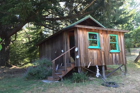Redwoods Cabin by the lake - Philo - Cabana