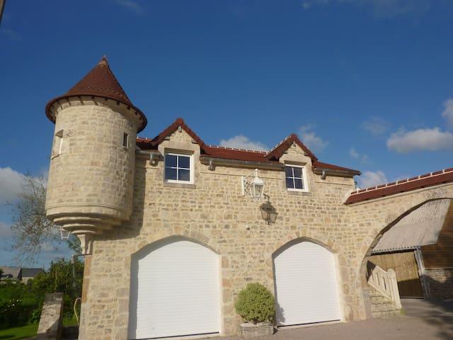 gite - Sainte-Mère-Église - Hus