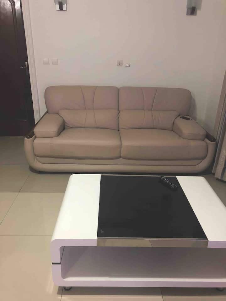 Appartement Confortable Pointe Noire