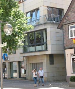 Ferienwohnung am Markt - Holzminden - Apartament
