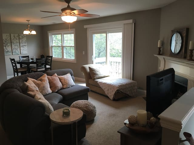 Cozy 1 bedroom condo in Naperville - Naperville - Condo