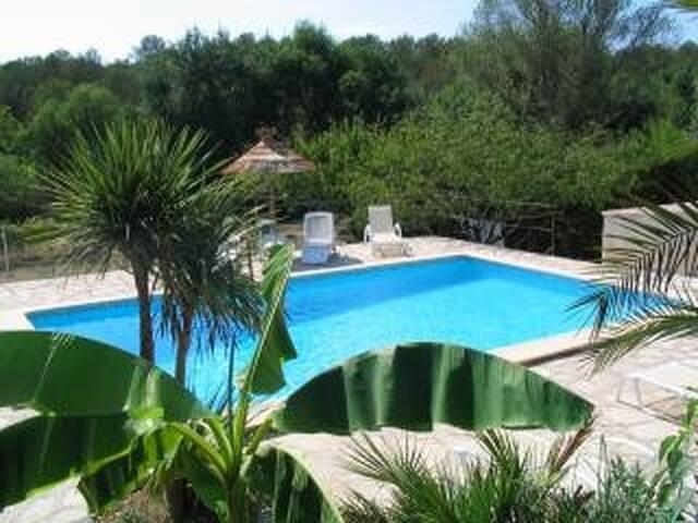 Villa avec piscine près de Montpellier