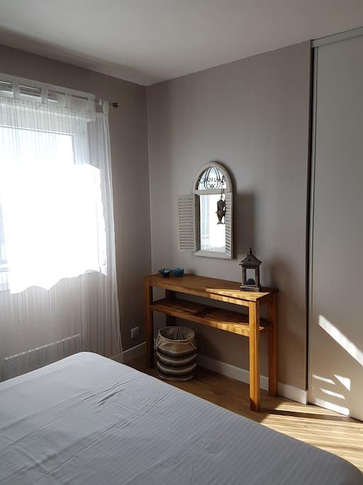 Détail Chambre 1