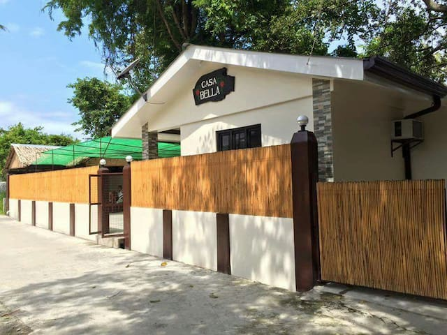 Private Guesthouse in White Beach Puerto Galera