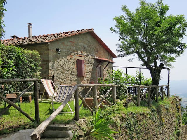 House Podere Belvedere for 5 persons