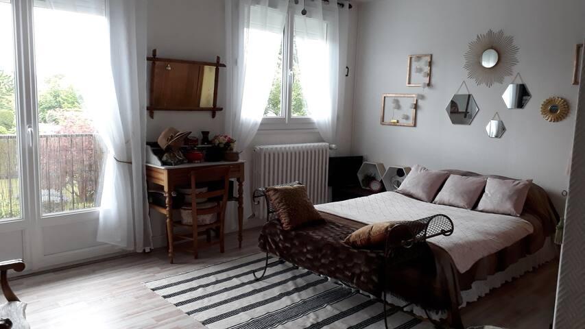 Chambre st Pierre de varengeville