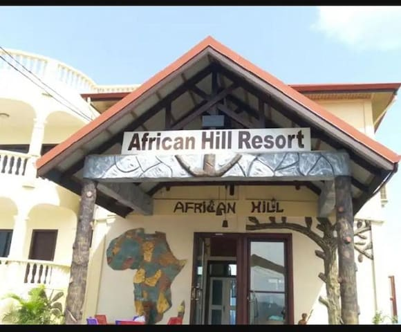 African Hill Resort