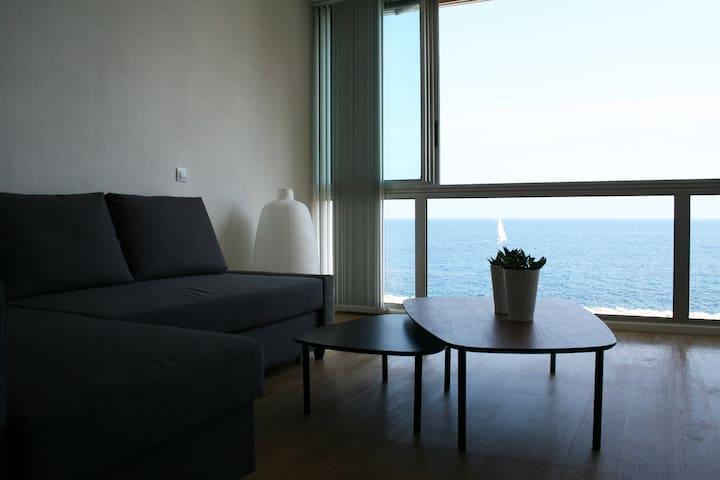 Appartement lumineux vue sur mer - Bandol