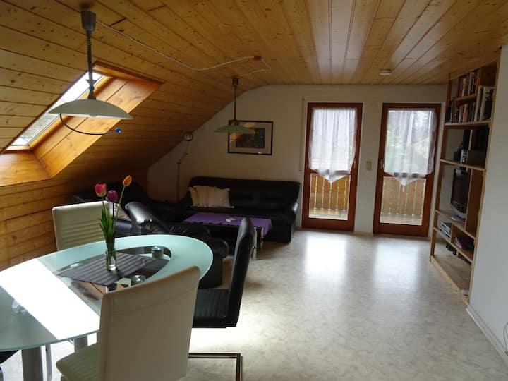 Ferienwohnung Zerlaut, (Langenargen), Ferienwohnung, 65qm, 2 Schlafzimmer, max. 4 Personen