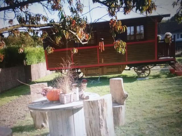 la roulotte de Nanou - Fernelmont - Andre